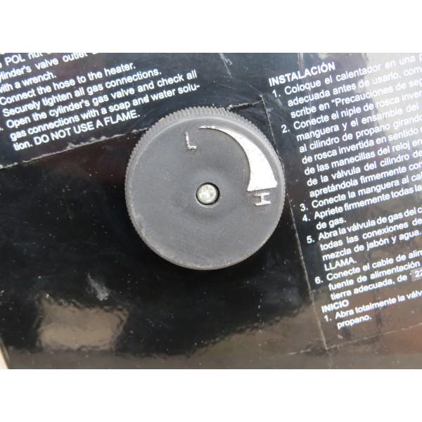 product description - Propane Space Heater