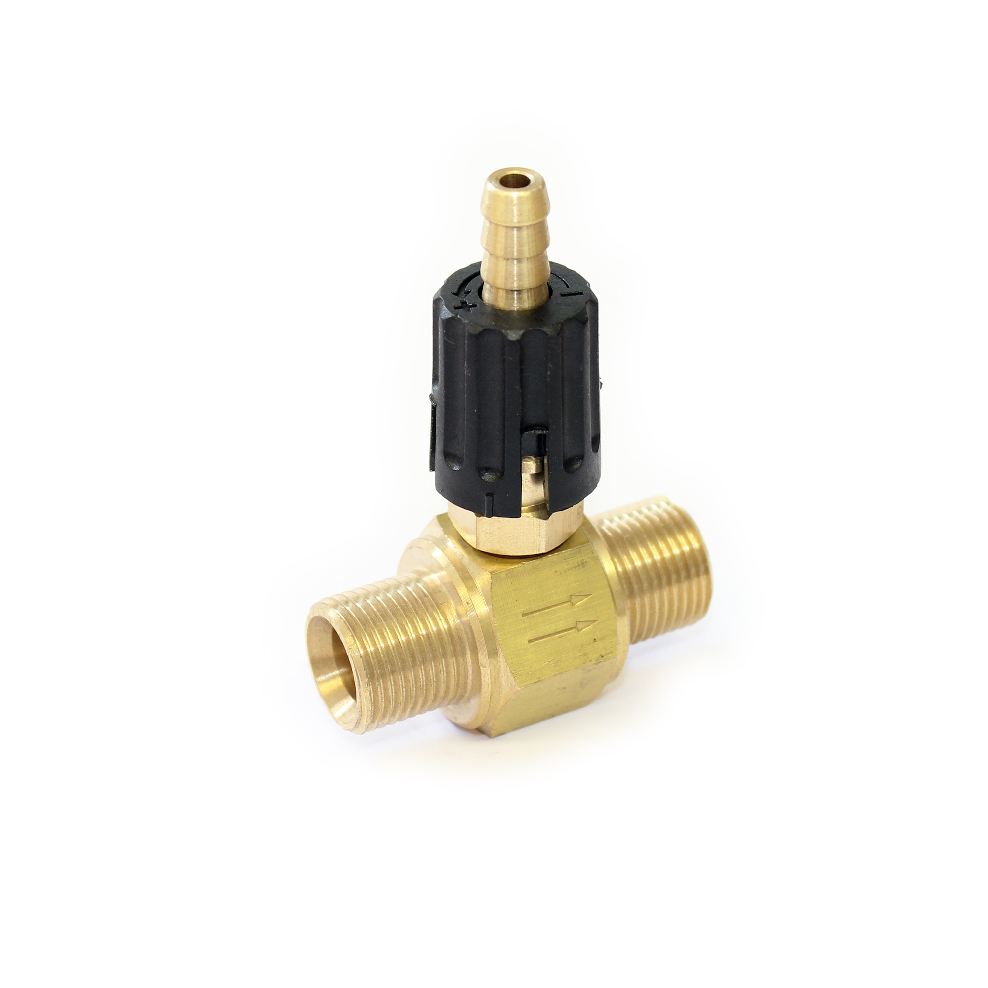 Pressure Washer Chemical Injector Brass Low Pressure Soap
