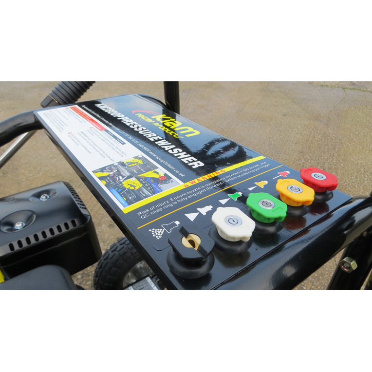 Speed Clean 2800 Pressure Washer Manual